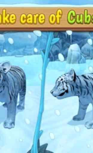 White Tiger Family Sim Online image 3