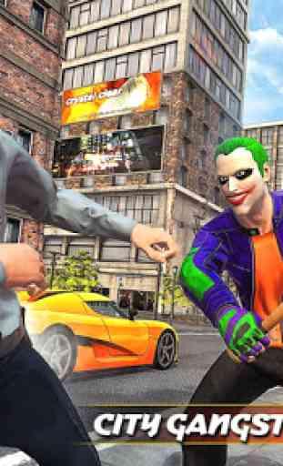 City Gangster Clown Attack 3D 1