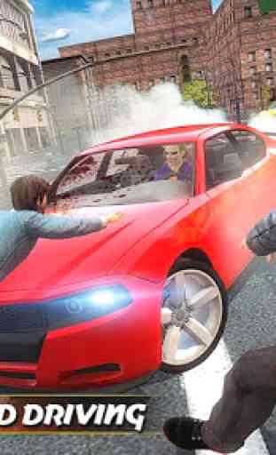 City Gangster Clown Attack 3D 3