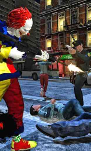 Criminal Clown Escape 3