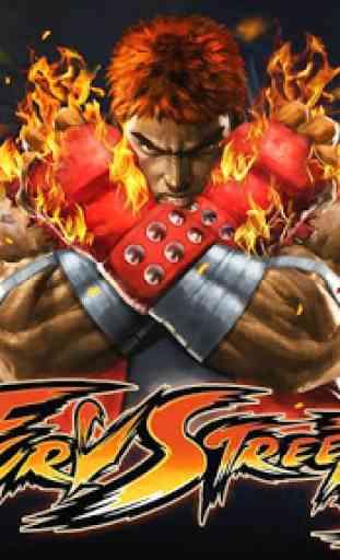Fury Fists Fighting 5:Wrestle 1