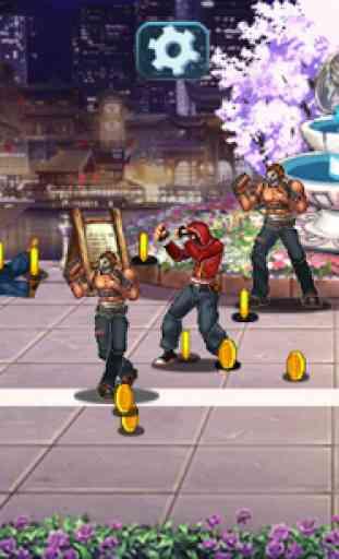 Fury Fists Fighting 5:Wrestle 3