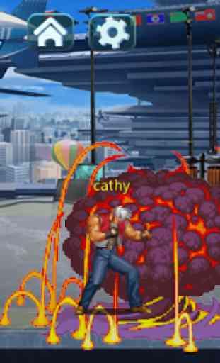 Fury Fists Fighting 5:Wrestle 4