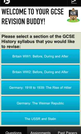 GCSE History (iOS/Android) image 1
