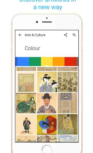 Google Arts and Culture (iOS/Android) image 3
