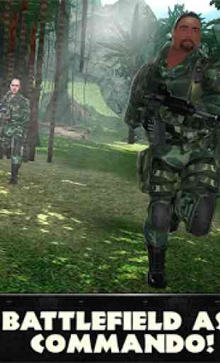 Jungle Commando 3D: Shooter 1
