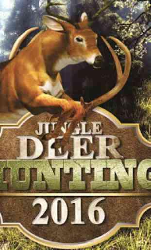 Jungle Deer Hunting Game 1
