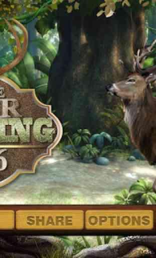Jungle Deer Hunting Game 2