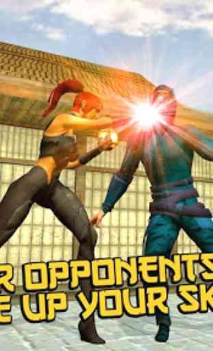 Ninja Kung Fu Fighting 3D 3