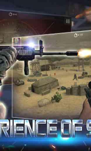 Sniper 3D Shot Bravo 1