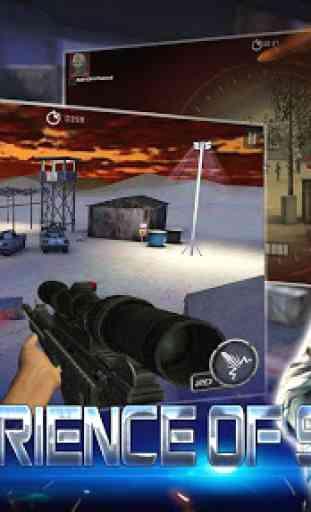 Sniper 3D Shot Bravo 2