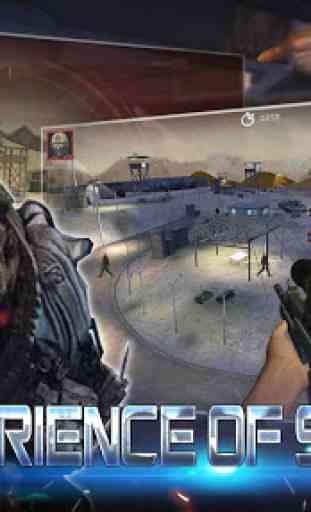 Sniper 3D Shot Bravo 3