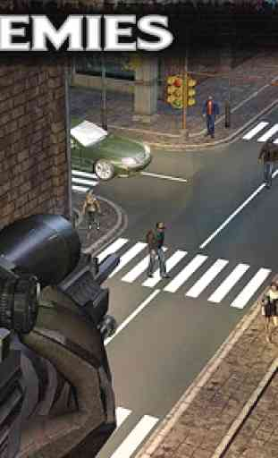 Sniper Special Warrior 3d 1