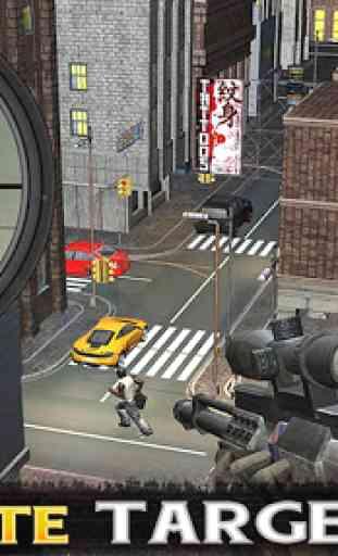 Sniper Special Warrior 3d 3