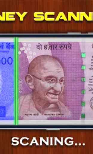 Fake Money Scanner Prank 1