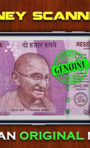 Fake Money Scanner Prank 2