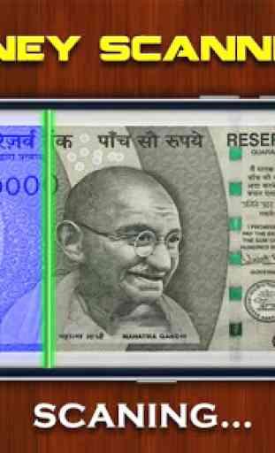 Fake Money Scanner Prank 3
