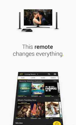 Peel Smart Remote TV Guide 1
