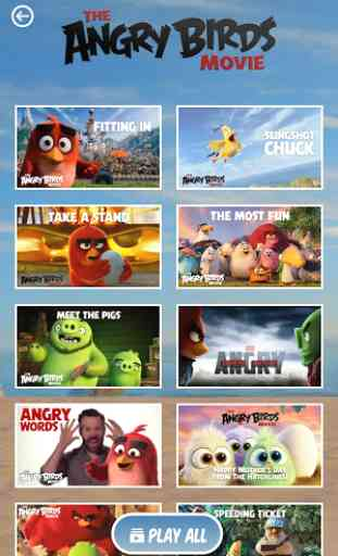 ToonsTV: Angry Birds video app 4