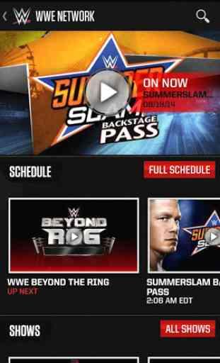 WWE 3