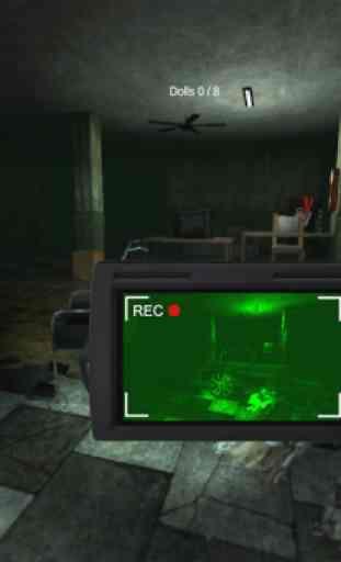 Paranormal Asylum 1