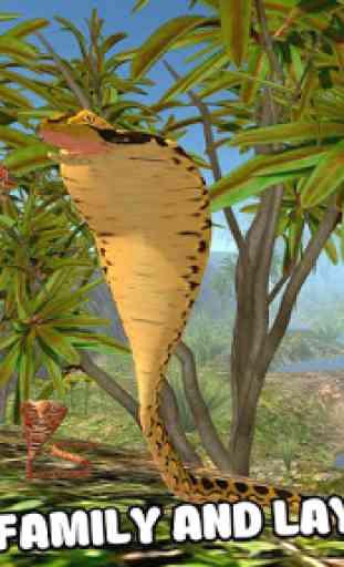 Poisonous Snake Simulator 3D 4