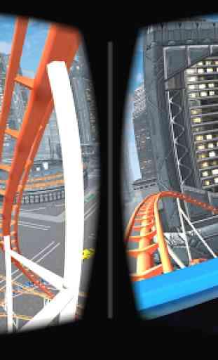 VR Roller Coaster 3