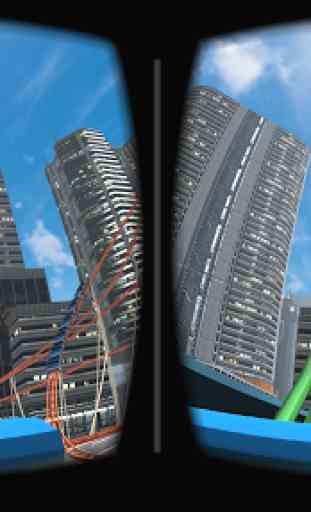 VR Roller Coaster 4