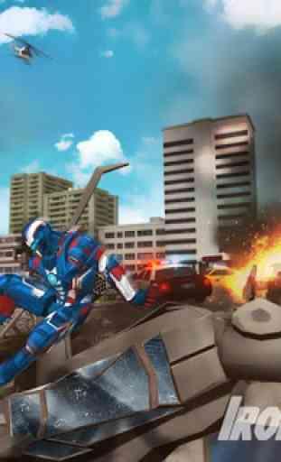 Iron Avenger - No Limits 1