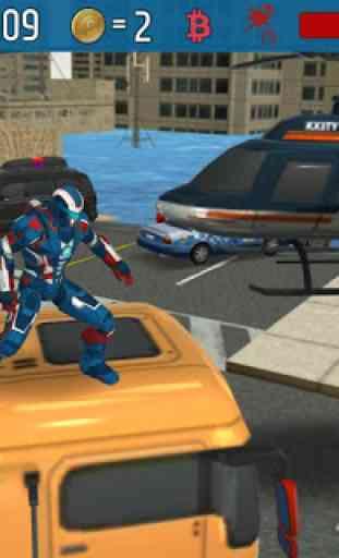 Iron Avenger - No Limits 2