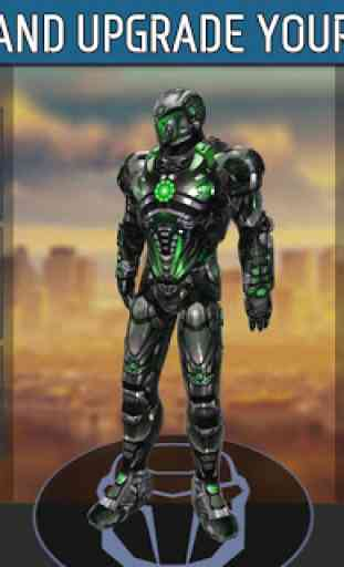 Iron Avenger - No Limits 3