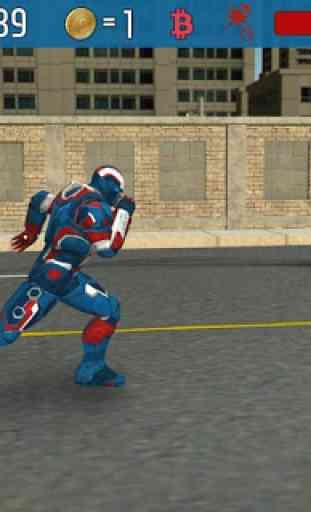 Iron Avenger - No Limits 4