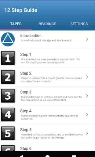 12 Step Guide - AA 1