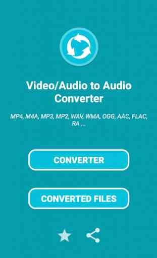Audio Converter - All formats 1