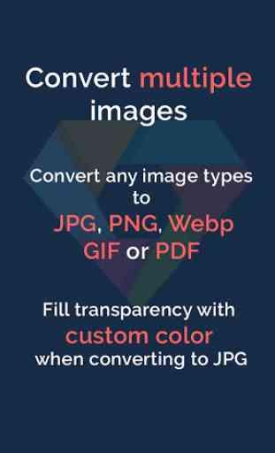 Image Converter - Convert to Webp, Jpg, Png, PDF 2