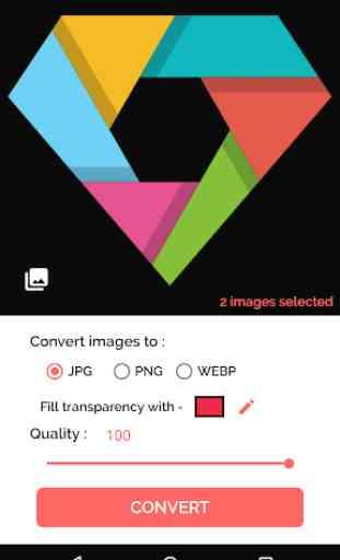 Image Converter - Convert to Webp, Jpg, Png, PDF 4