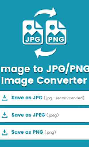 Image to JPG/PNG - Image Converter 1