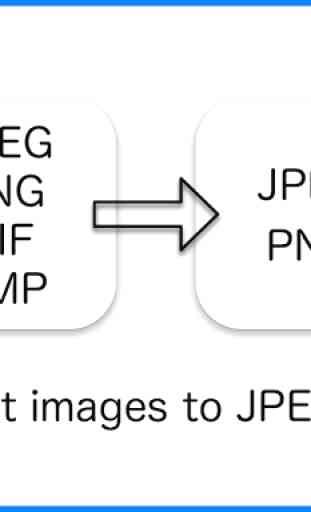 JPEG / PNG Image File Converter 1