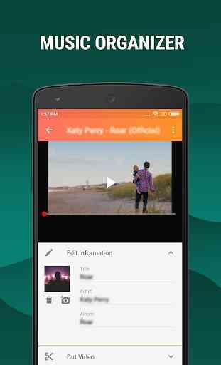 Mp4 to Mp3 - Convert Video to Audio, Cut Ringtones 2