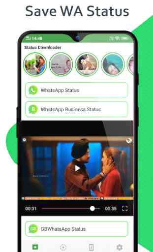 Status Saver - Downloader for Whatsapp Video 1