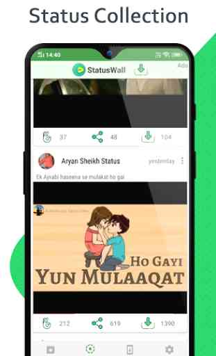 Status Saver - Downloader for Whatsapp Video 3