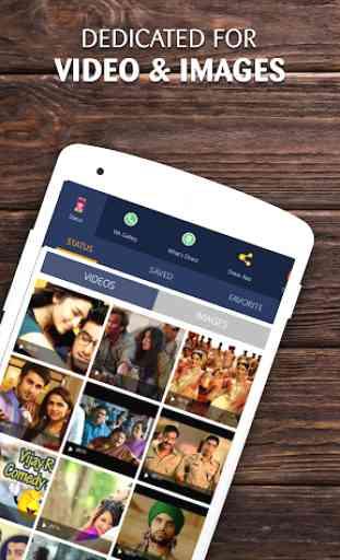 Status Video Download – Story WA - Status Saver 2