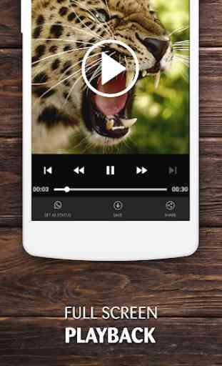 Status Video Download – Story WA - Status Saver 4