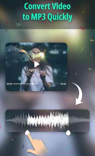 Video Converter To MP3 Music & Audio MP3 Cutter 1