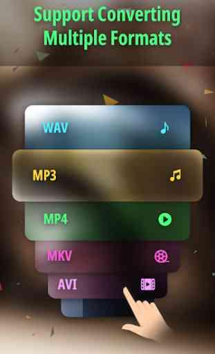 Video Converter To MP3 Music & Audio MP3 Cutter 4