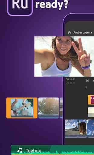 Adobe Premiere Rush image 1