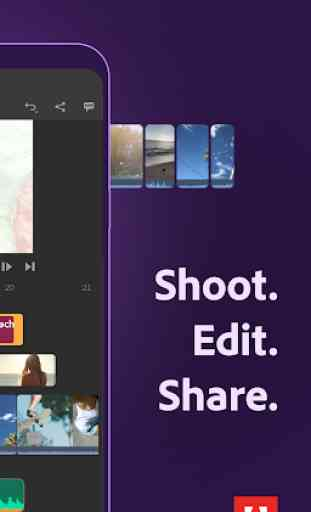Adobe Premiere Rush image 2