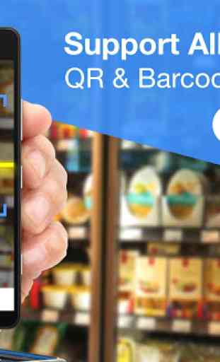 Free QR Scanner - Barcode Scanner, QR Code Reader 1