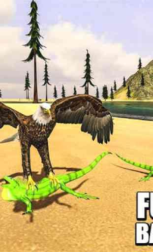 Furious Eagle Family Simulator image 1