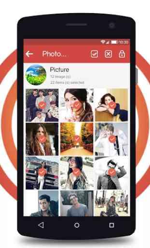 Hide photo, video, lock app by calculator 2